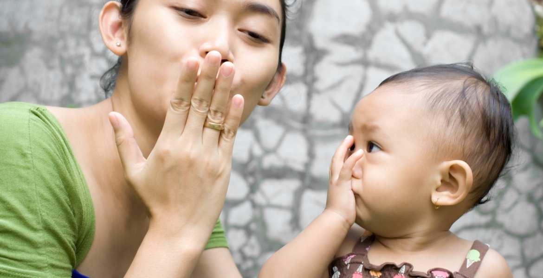 Communication gestuelle / Signes avec Bébé